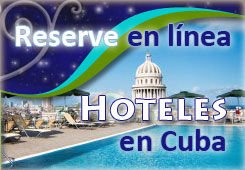 Online booking hotels in Cuba